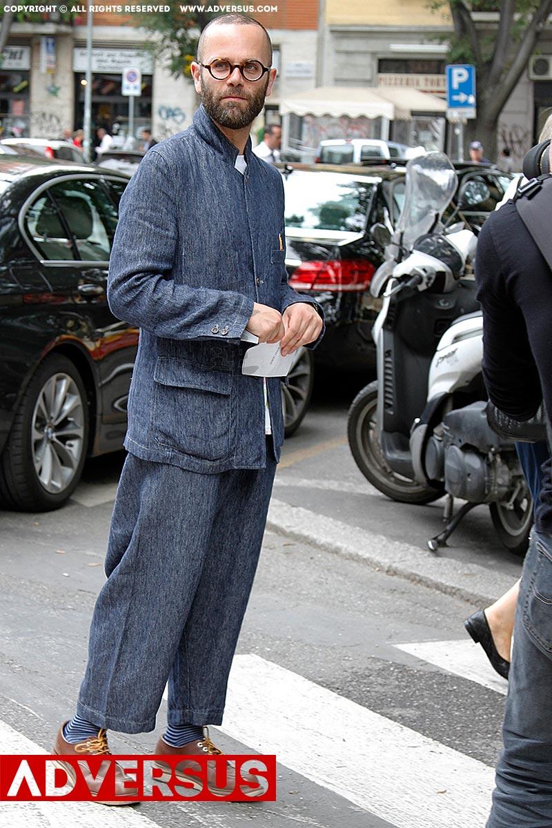 Angelo Flaccavento - Giornalista di moda