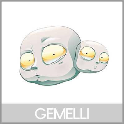 Oroscopo 2018 GEMELLI