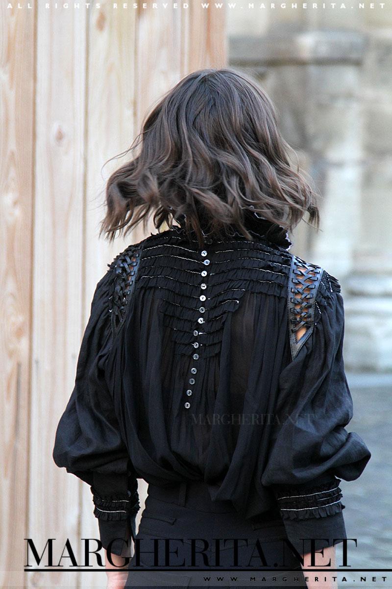 Tendenze capelli autunno inverno 2016 2017. Vanno di moda i capelli 'spettinati'
