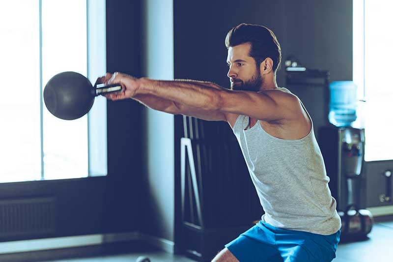 Bruciare i grassi, aumentare la massa muscolare