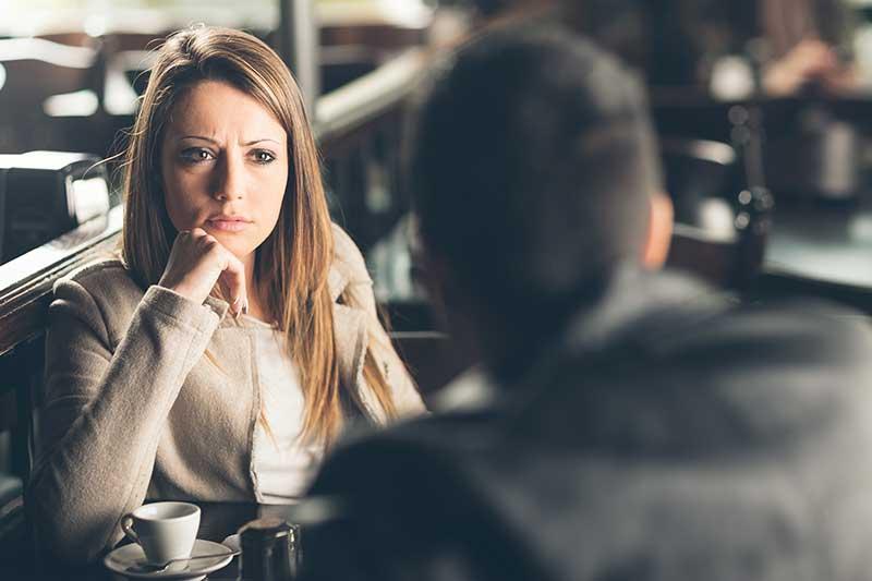 La crisi e la sua influenza sulla coppia
