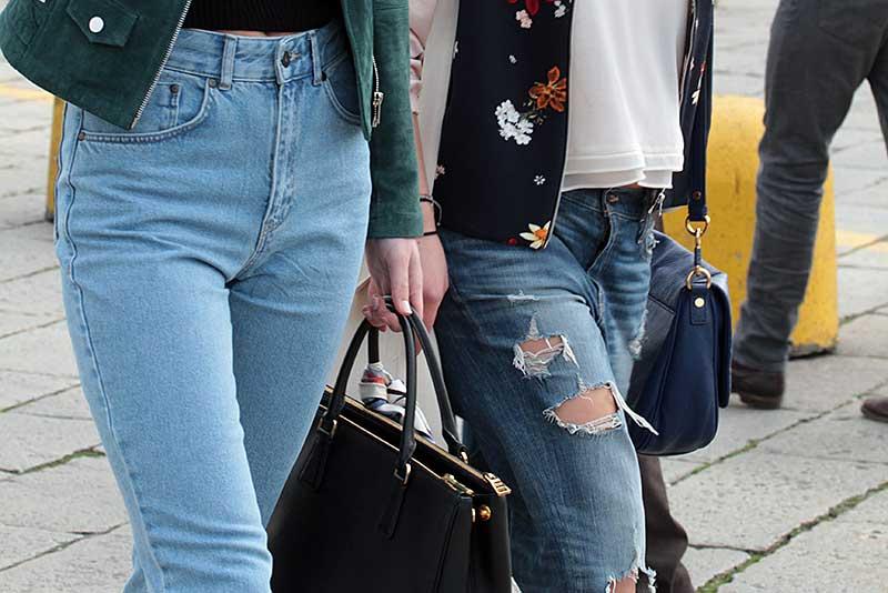 Jeans. Vita alta o bassa?