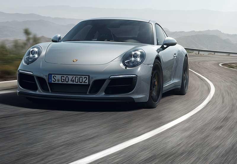 Dinamici, confortevoli ed efficienti: i nuovi modelli Porsche 911 GTS