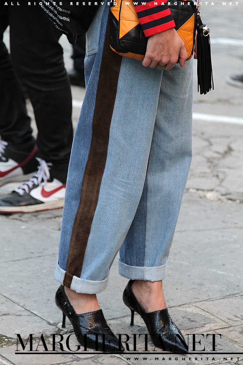 Streetstyle. Ecco i jeans di tendenza