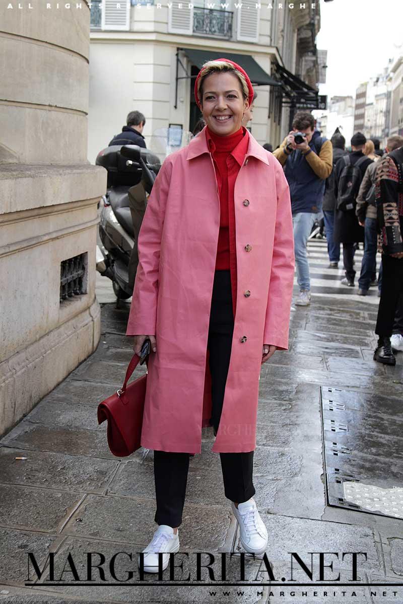 Rosa colore di moda
