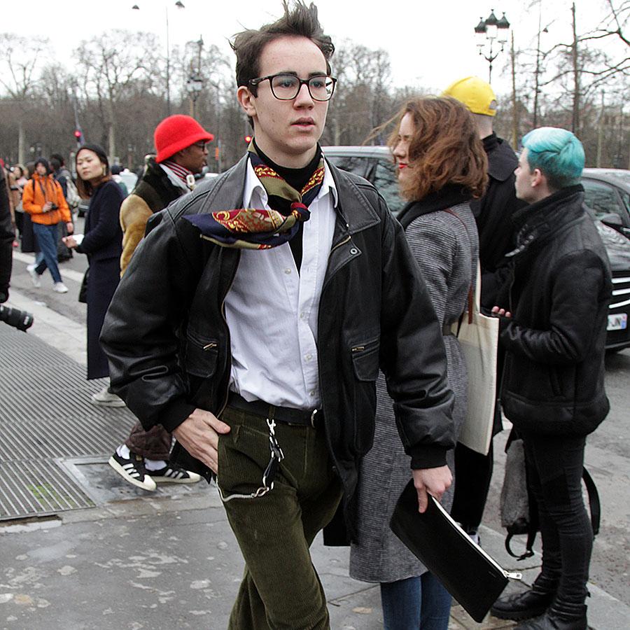 Streetstyle uomo primavera 2017