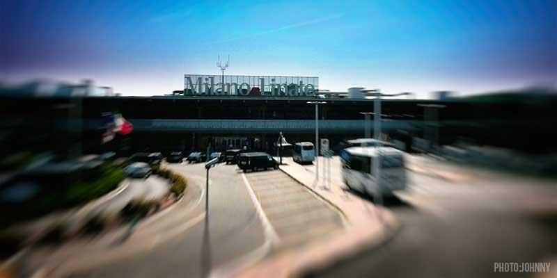 Lo sgangherato aeroporto di Linate