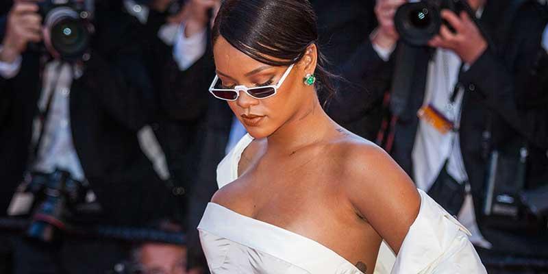 Rihanna at Cannes Film Festival -Photo by tanka_v - Depositphotos