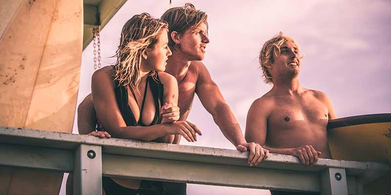 Capelli da 'surfista' per l'estate?