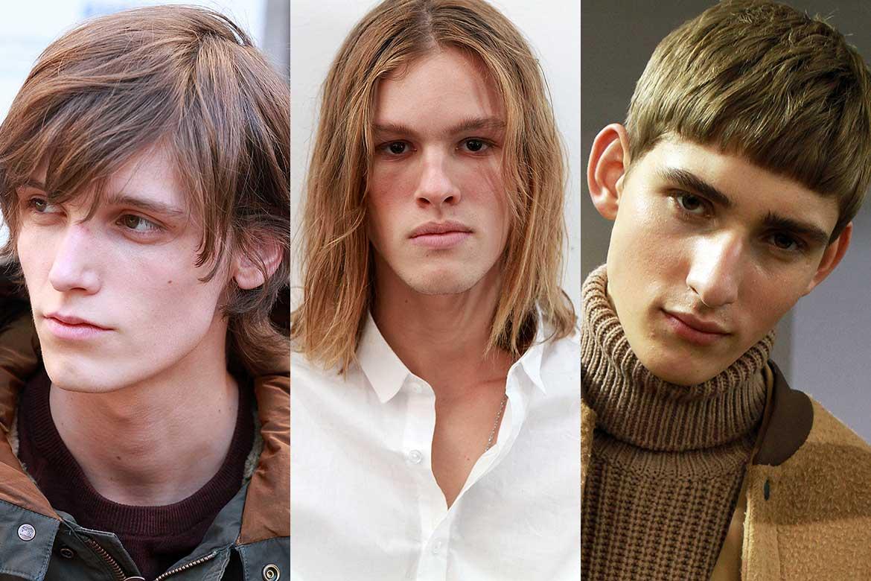 Tendenze capelli uomo autuno inverno 2017 2018