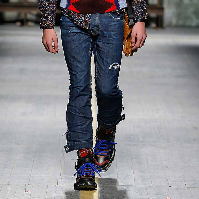 Tendenze moda inverno 2017 2018. Jeans