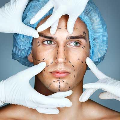 Chirurgia estetica uomini