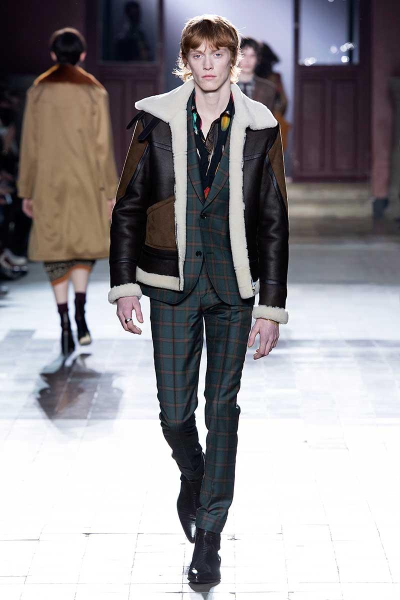 sports shoes a77fb b37a6 Moda uomo inverno 2018. Giubbotti in pelle, tendenze moda ...