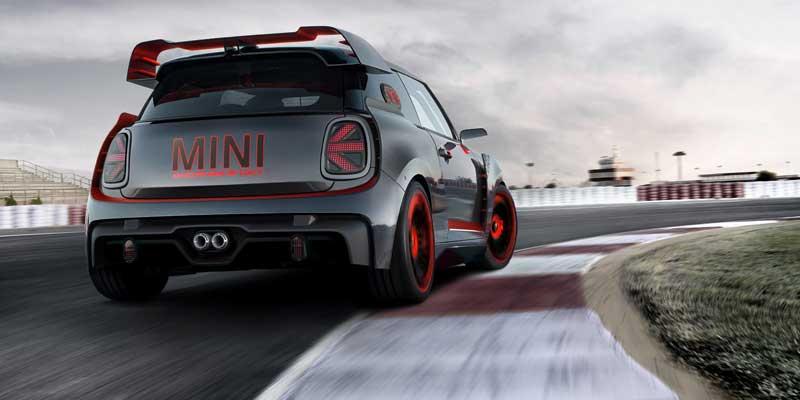 MINI John Cooper Works GP Concept: auto da corsa senza compromessi