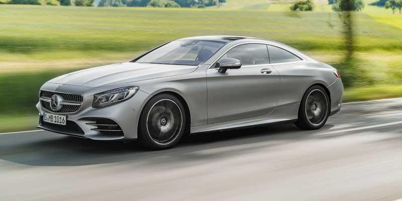 La nuova Mercedes Classe S Coupé e la nuova Classe S Cabriolet