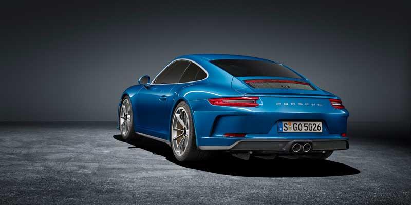 Porsche 911 GT3 con pacchetto Touring