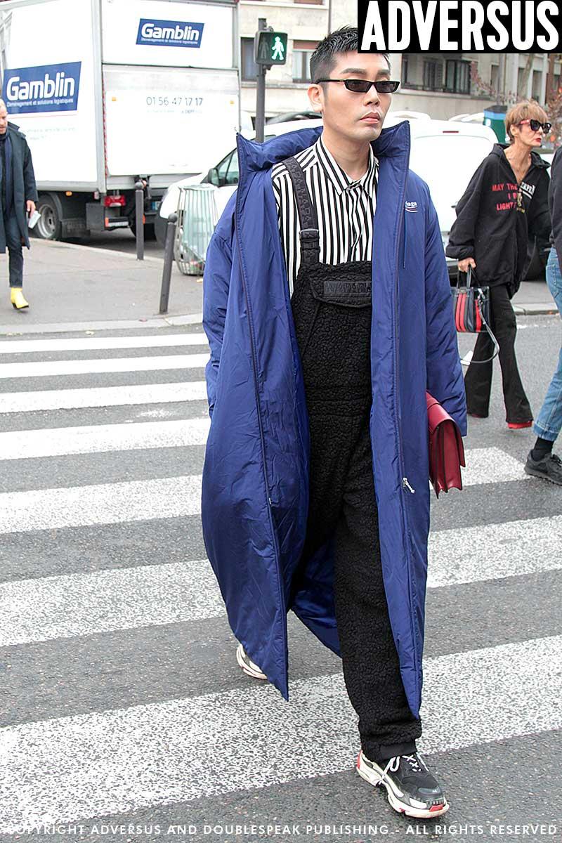 low priced 259b0 53b8d Moda uomo autunno inverno 2017/2018: cappotti e giacconi ...