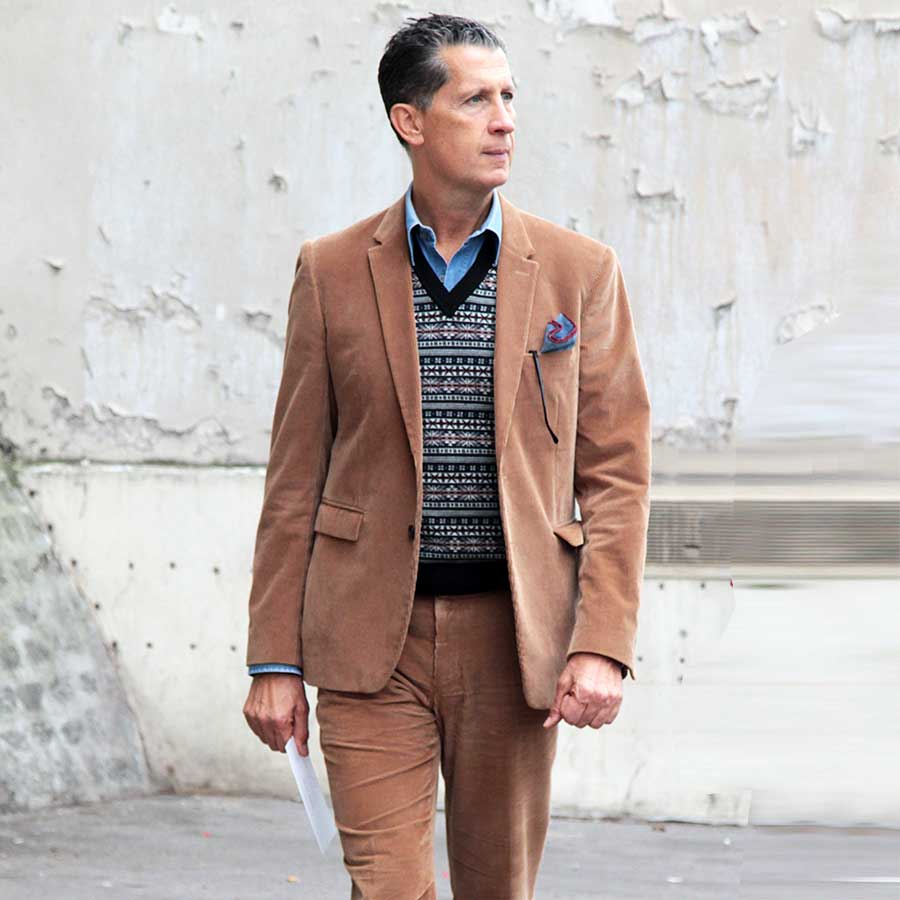 Street style uomo autunno inverno 2017 2018