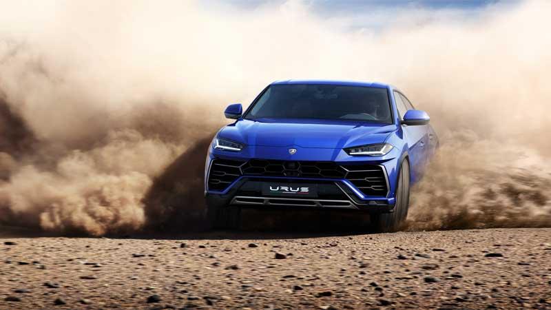La nuova Lamborghini Urus: il primo Super Sport Utility Vehicle