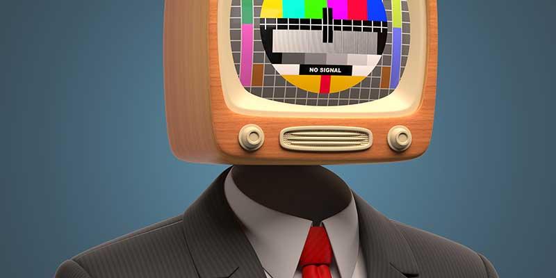 Come la televisione ti rincoglionisce