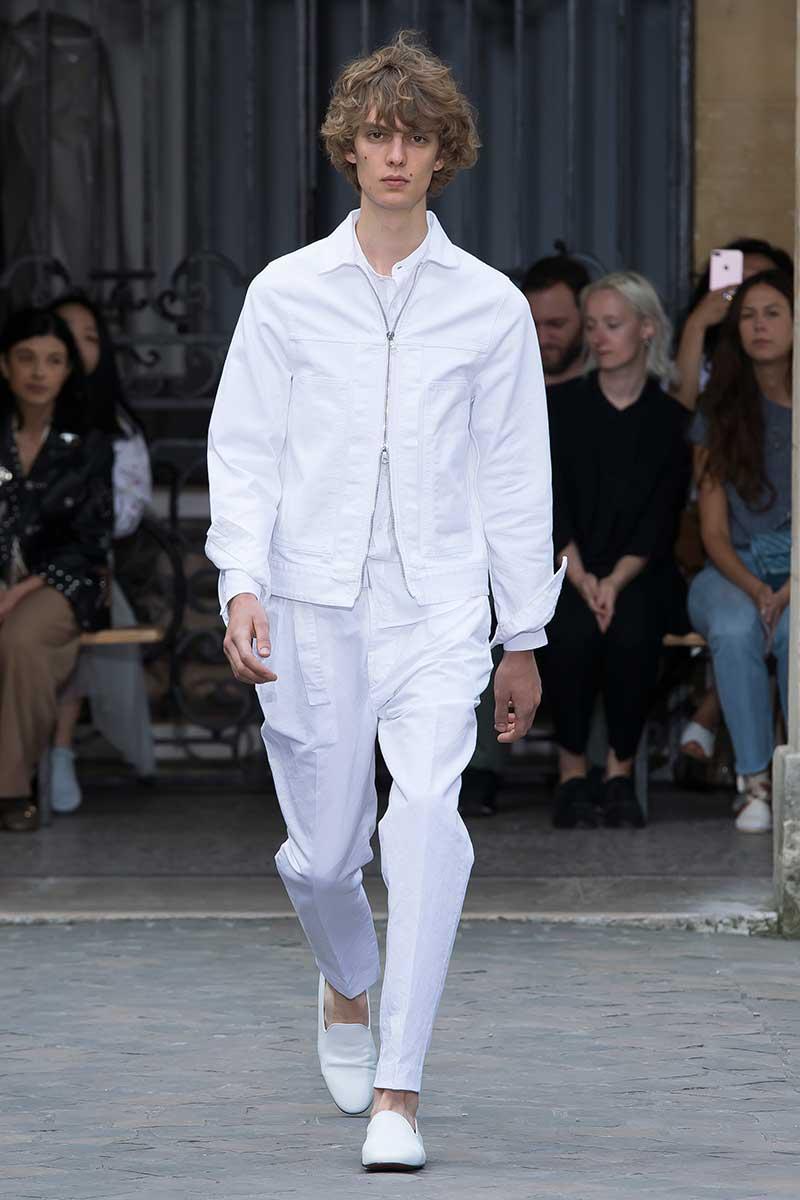 Tendenze moda uomo primavera estate 2018