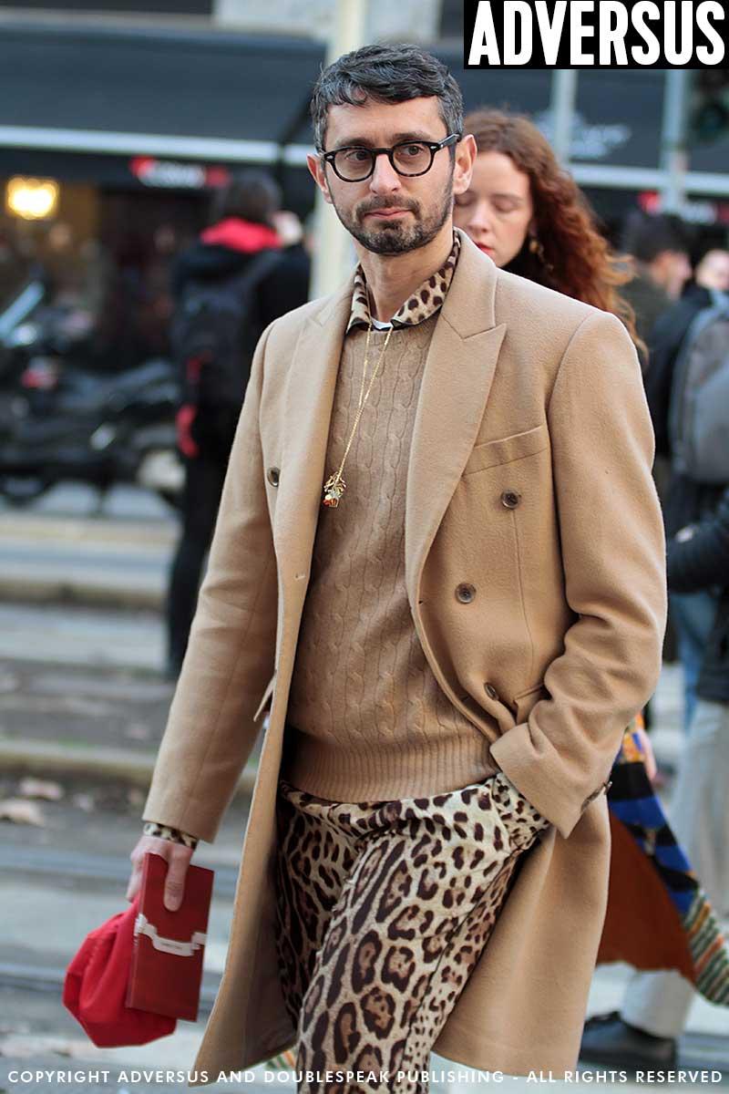 Tendenze moda 2018 e street style. 3x Stampe leopardate