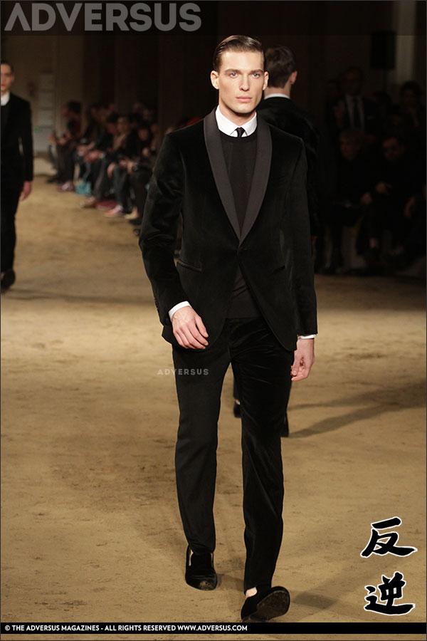 Optional black tie - Corneliani