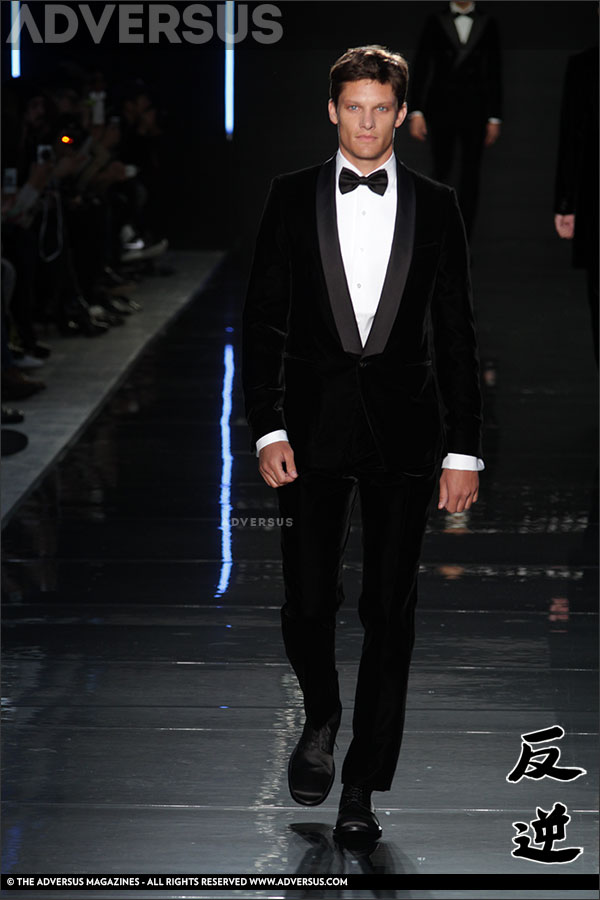 Optional black tie - Ermanno Scervino