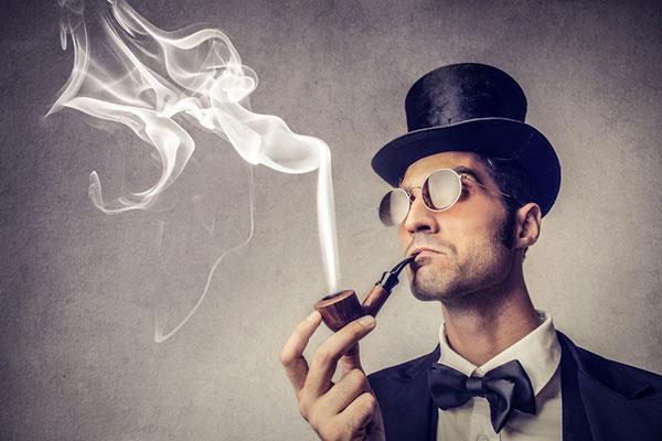 Black tie, cravatta nera. Smoking hot!