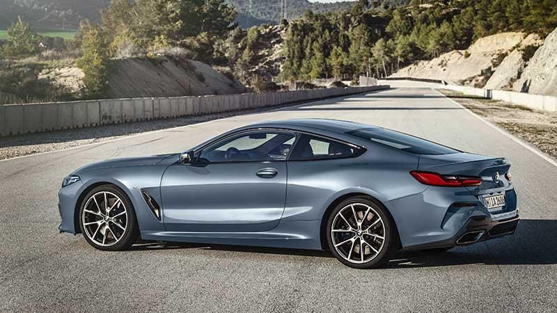 La nuova BMW Serie 8