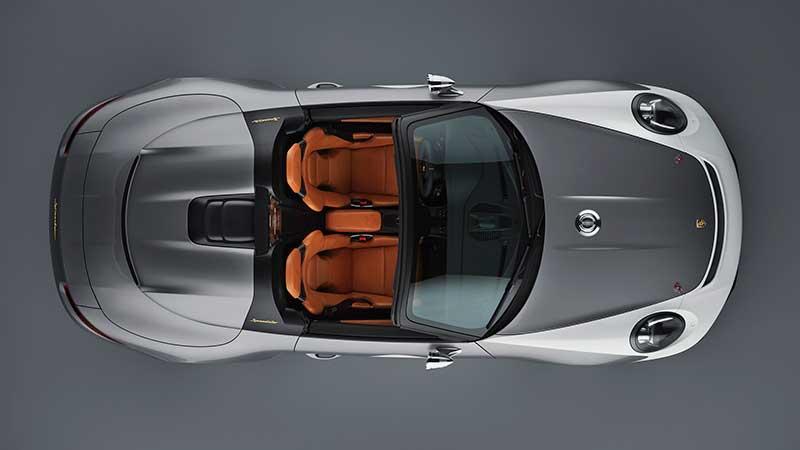 Porsche 911 Speedster Concept: capote leggera, purezza costruttiva e oltre 500 CV di potenza