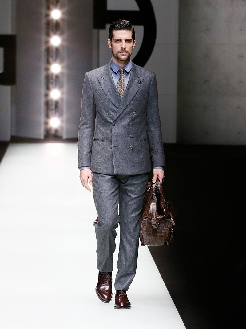 Alexander McQueen Abiti eleganti per l\u0027uomo. La moda uomo autunno inverno  2018 2019
