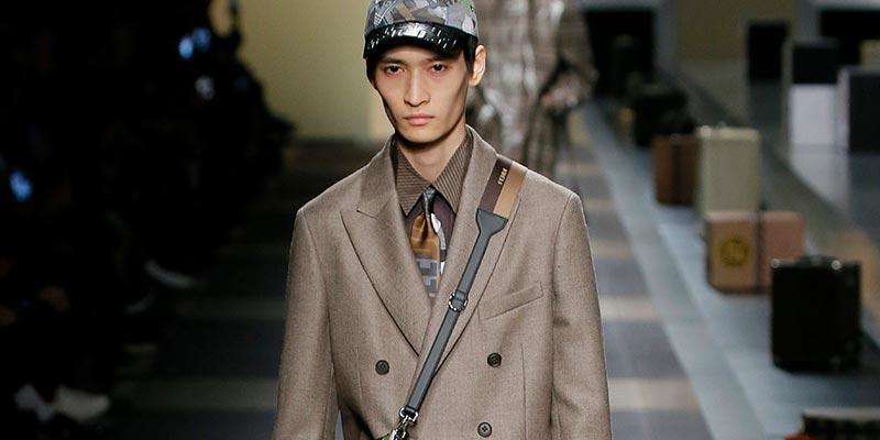 Abiti eleganti uomo. La moda uomo autunno inverno 2018 2019 - Moda uomo 21d5eaf0ce6