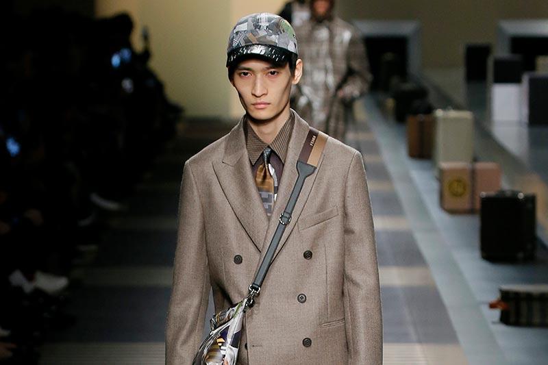 Abiti eleganti per l'uomo. La moda uomo autunno inverno 2018 2019