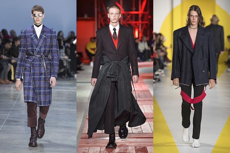 Tendenze moda uomo autunno inverno 2018 2019