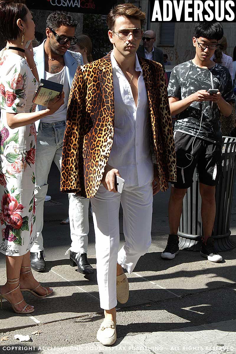 Street style moda uomo autunno inverno 2018 2019