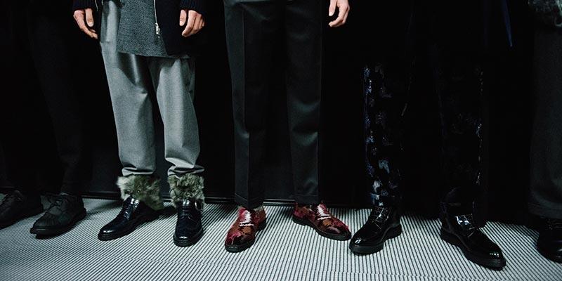 Tendenze scarpe uomo autunno inverno 2018 2019 - Moda uomo a3c5c90ff10