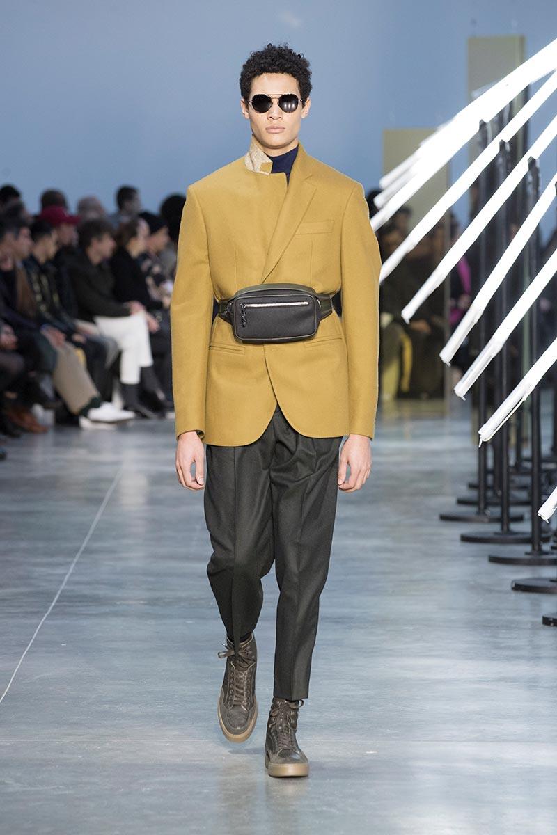 Vestiti eleganti per l'uomo. La moda uomo autunno inverno 2018 2019