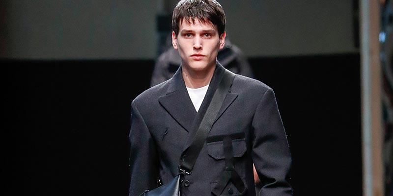 Vestiti eleganti per l uomo. La moda uomo autunno inverno 2018 2019 ... 82ec7cdbea9