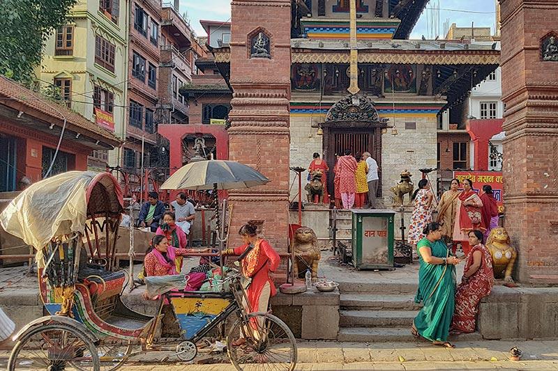 Kathamandu, Nepal