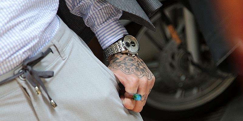 Moda street style 2019: accessori moda per l'uomo