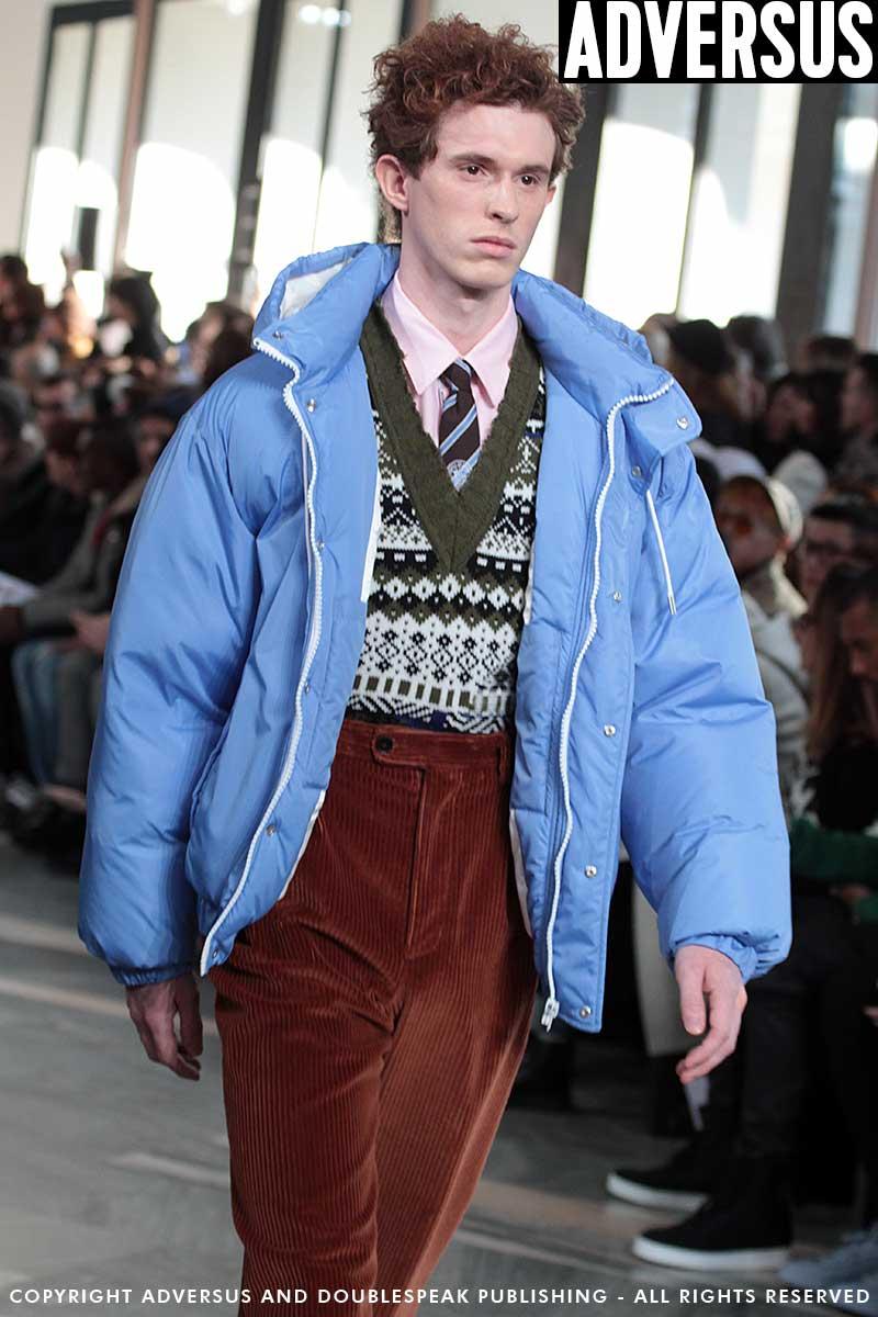 I colori della moda uomo per l'autunno inverno 2018 2019