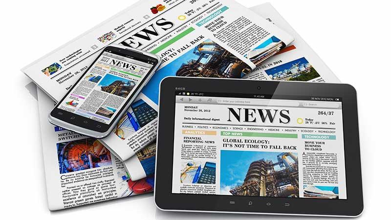 Come realizzare un quotidiano online al giorno d'oggi. Tutti i segreti svelati
