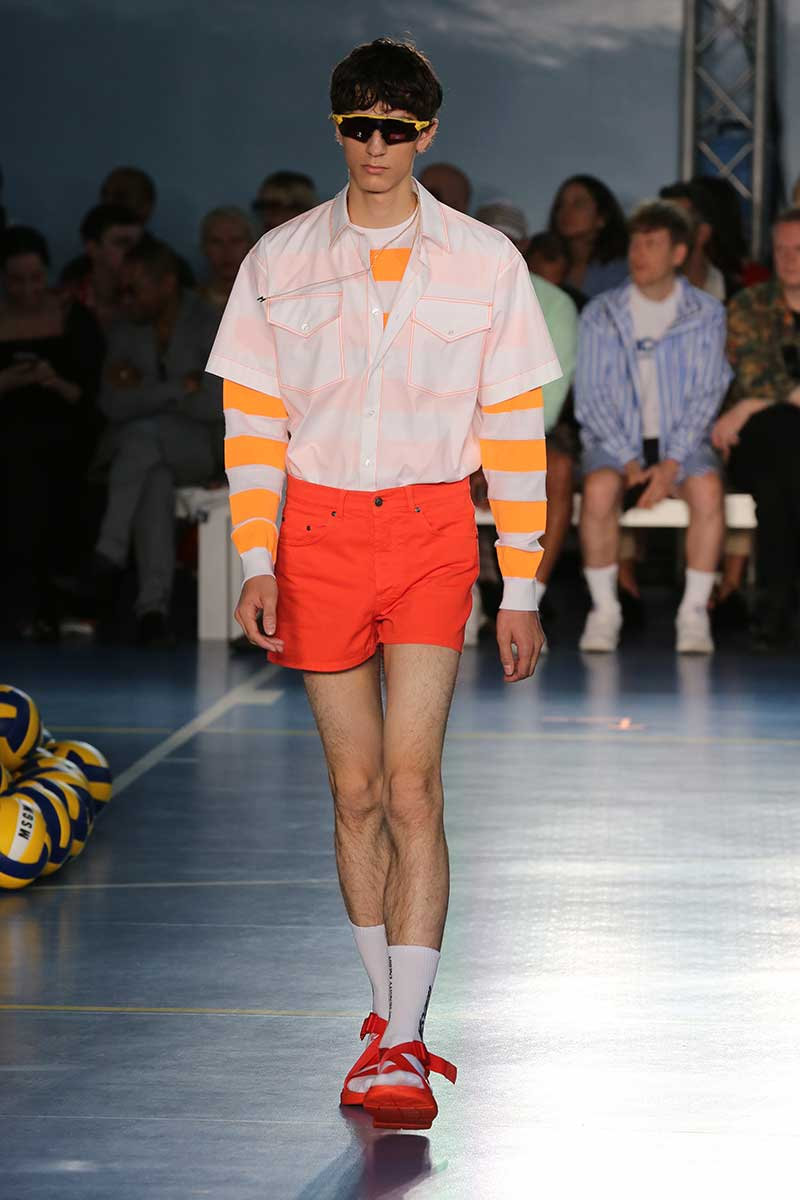 I nuovi colori di moda per l'uomo per la primavera estate 2019