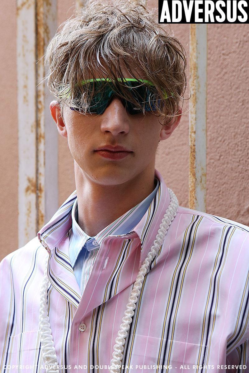 Tagli per capelli uomo 2019 e lo styling per capelli