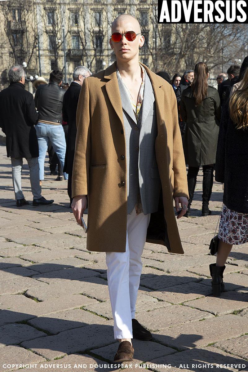 Street style moda uomo primavera 2019
