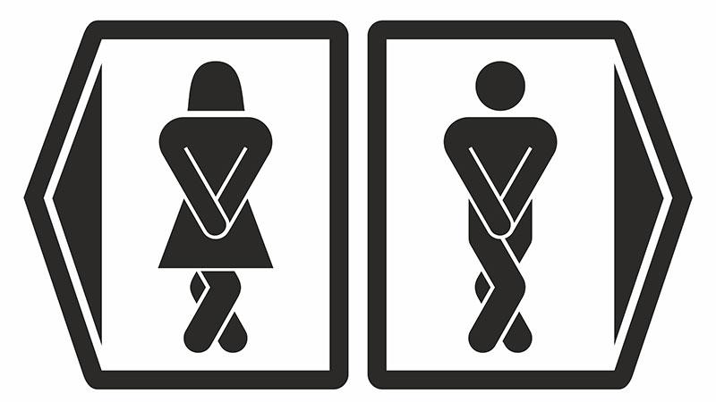 """Come sempre dopo gli stati uniti tocca a noi. """"A Reggio Emilia arrivano le toilette gender free"""""""