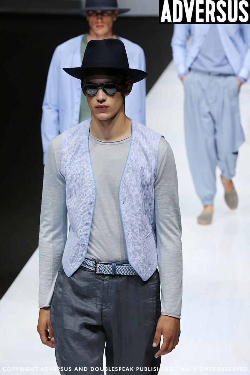 Moda uomo estate 2019
