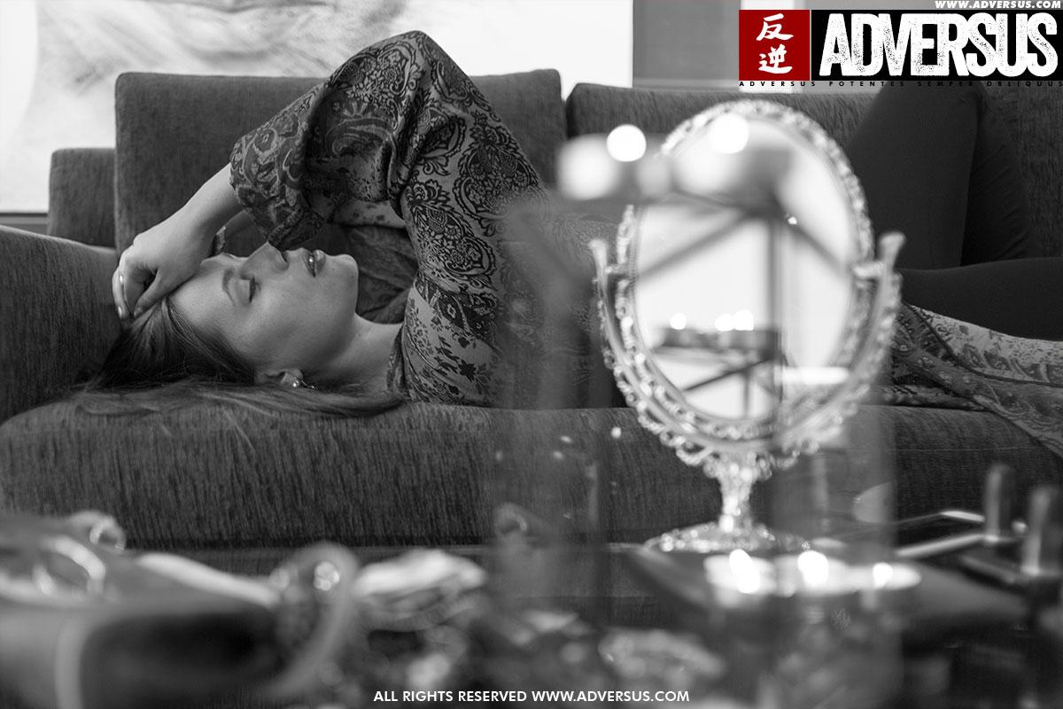 Katrina Grey attrice e regista - Foto Alessio Cristianini