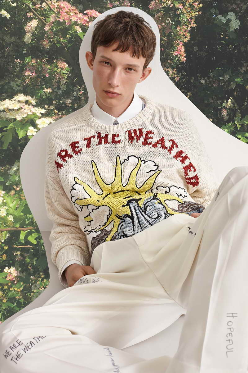 Stella McCartney Menswear Summer 2020